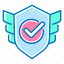 protection, seo, shield, site icon