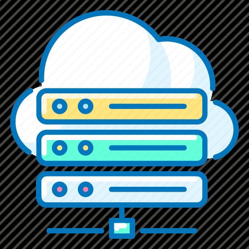 cloud, hosting, seo, site, web icon