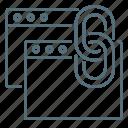 building, link, seo, site