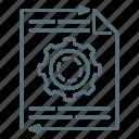 content, document, gear, management, seo