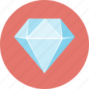 adamant, clean, clean code, code, coding, diamond, web icon