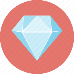 adamant, clean, clean code, code, coding, diamond, web icon