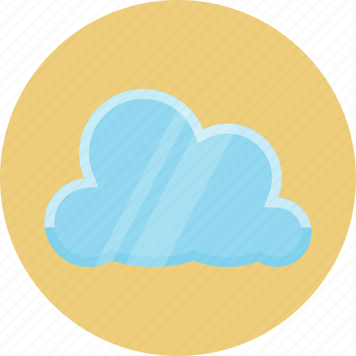 cloud, cloudy, data, network, server, weather icon