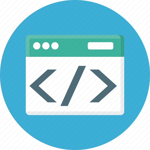 code, coding, development, html, program, programming, script icon