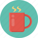 break, breakfast, cafe, coffee, coffee break, cup, tee icon