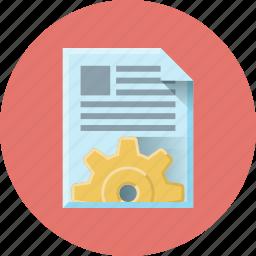 content, content management, management, optimization, seo icon