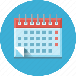 calendar, date, day, event, event calendar, plan, planning icon