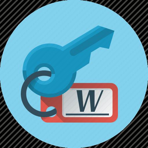 key, keywords, meta, meta tag, optimization, seo, trinket icon