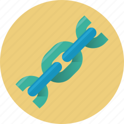 chain, chainlet, links, links building, sequence icon