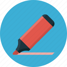 distinguish, important, mark, marker, note, note important icon
