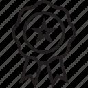 badge, promotion, star badge, quality, premium badge