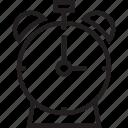 alarm clock, timekeeper, watch, timepiece, clock