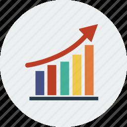 analytics, chart, graph, marketing, report, seo, web icon