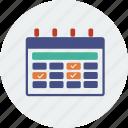 calendar, alarm, business, alert, day, month, year