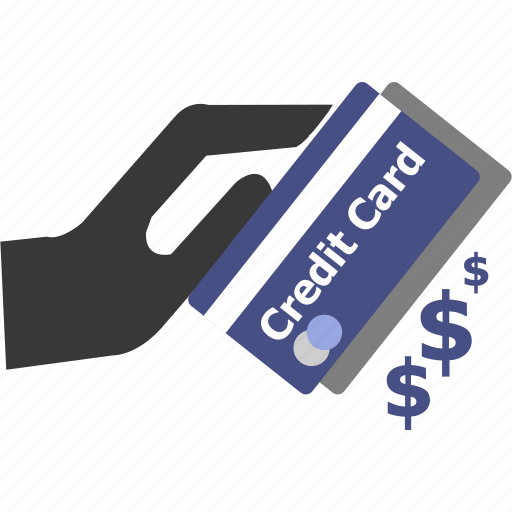 buy, card, credit, hand, payment, shop, shopping icon
