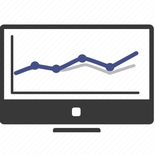 chart, currency, financial, graph, marketing, seo, web icon