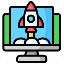 boost, rocket, seo, website