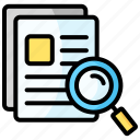 document, file, preview, searching