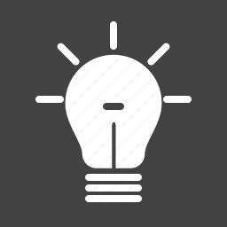 advertisement, bulb, electric, idea, internet, light, promotion icon
