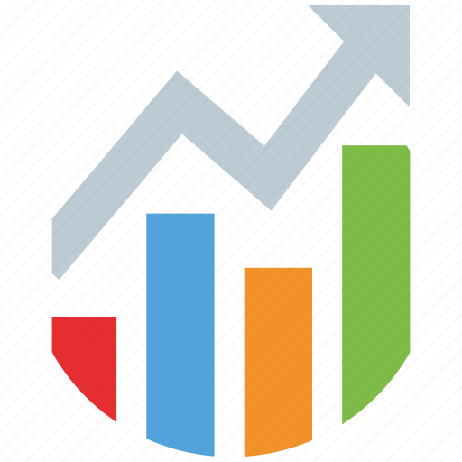 chart, seo, seo pack, seo services icon