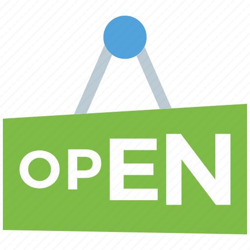 open, seo, seo pack, seo services, shop icon