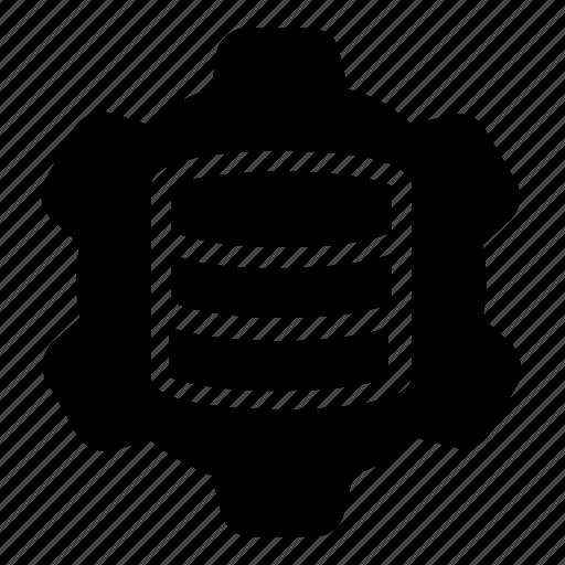 Database, server, settings, storage icon - Download on Iconfinder