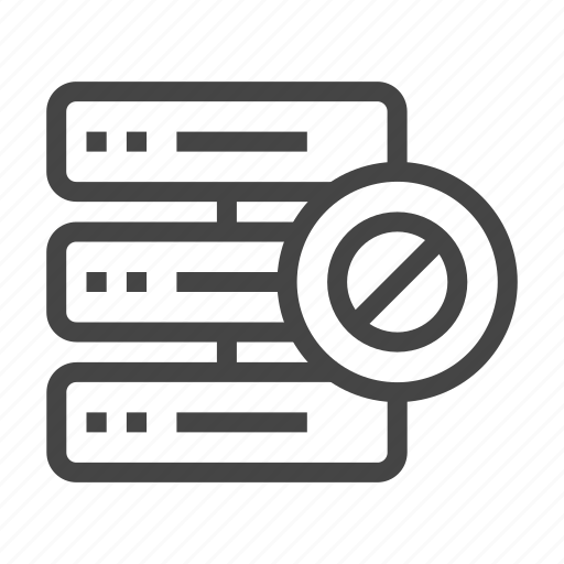 data, database, document, extension, file, server, storage icon