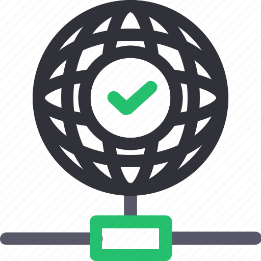 database, good connection, hardware, hosting, server, storage, worldwide icon