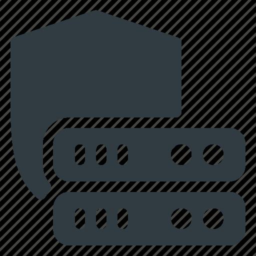 Data, database, protection, server, storage icon - Download on Iconfinder