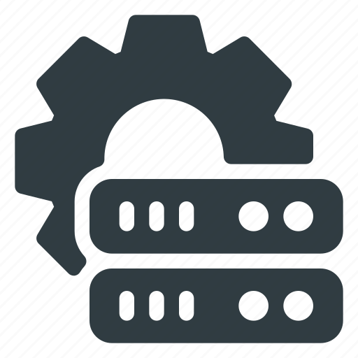 Data, database, server, settings, storage icon - Download on Iconfinder