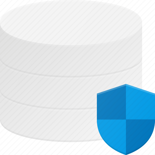 Data, database, protect, security, server, storage icon - Download on Iconfinder