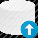 data, database, server, store, upload