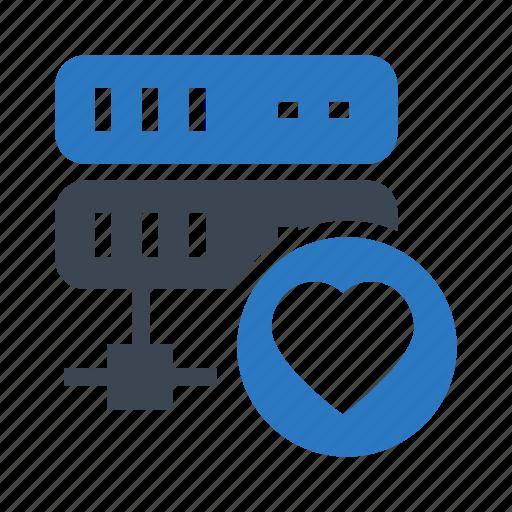 datacenter, favorite, mainframe, server, storage icon