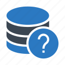 database, help, mainframe, server, storage icon