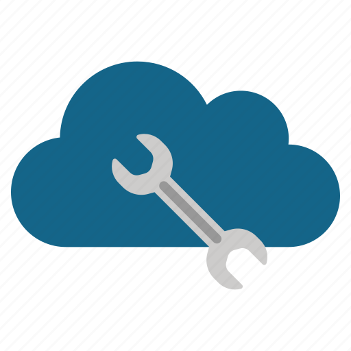 cloud, configure, online, options, preferences, service, tools icon