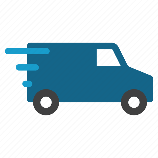 car, delivery, shipping, transport, transportation, van, vehicle icon