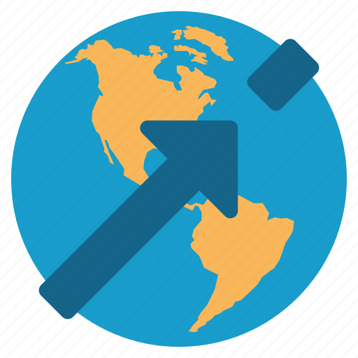 International, earth, global, globe, planet, world, worldwide icon - Download on Iconfinder