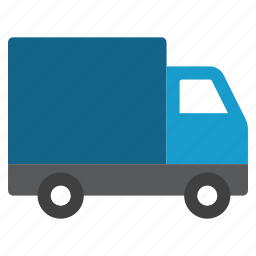 delivery, logistic, lorry, machine, transport, transportation, truck icon