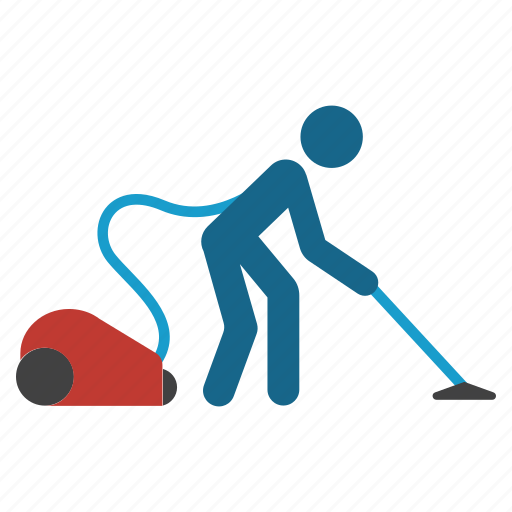 clean, cleaning, domestic, house, household, housework, vacuum cleaner icon