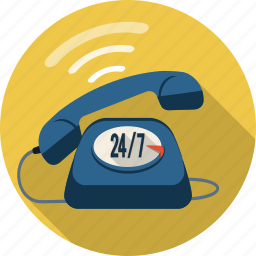 assistance, call, communication, phone, service, talk, telephone icon