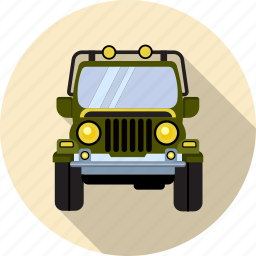 car, fast, jeep, land vehicle, transport, transportation, vehicle icon