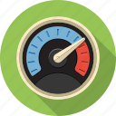 accelerate, car, connect, speedometer, tachometer, transportation, vehicle icon