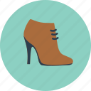 boot, fashion, high, sandals, shoes icon