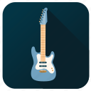 activity, guitar, hobby, instrument, music, rock icon