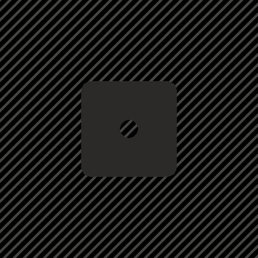calc, calculator, comma, dot, function, math icon