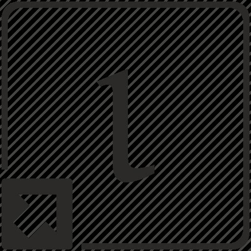 alphabet, greek, iota, letter icon