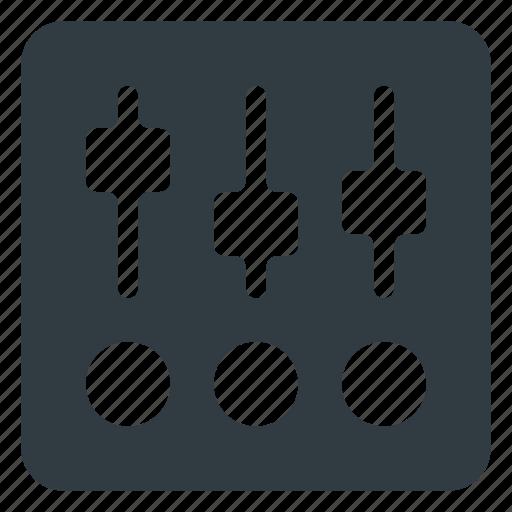 Dashboard, set, settings, setup icon - Download on Iconfinder