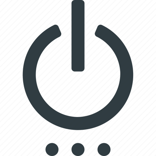 managment, power, set, settings, setup icon
