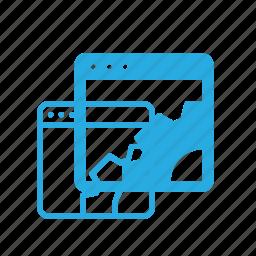 application, set, settings, setup icon