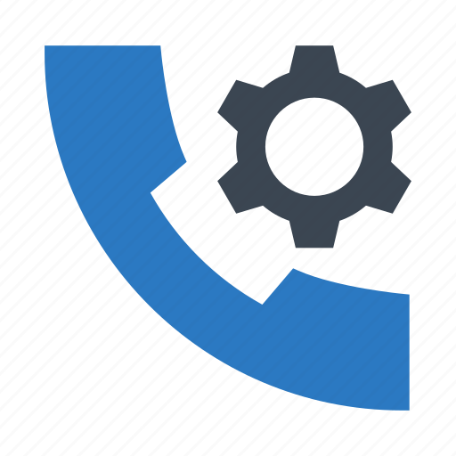 call, configuration, option, phone, setting icon